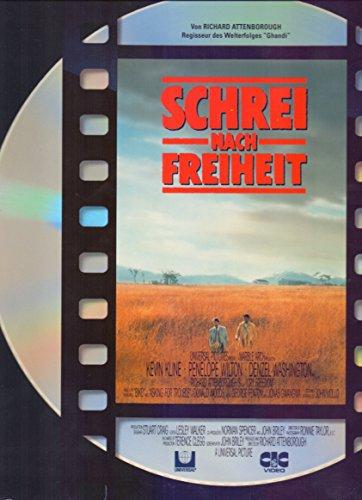 Schrei nach Freiheit (Laserdisc)