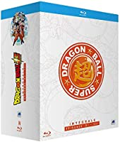 Dragon Ball Super-L'intégrale-Épisodes 1-131 [Blu-Ray]