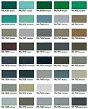 1 Liter für 7 qm nach RAL bestellbar Schwimmbadfarbe Schimmbeckenfarbe Poolfarbe Fischteichfarbe - 2