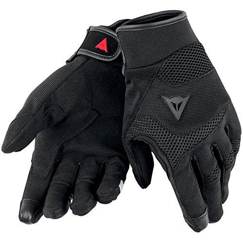 Dainese 1815875_631_XL Guantes para moto, Negro, XL