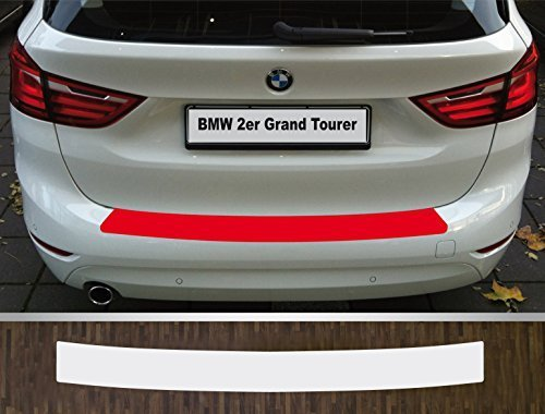 precisely-for-bmw-2-series-grand-tourer-by-2015-clear-protective-foil-bumper-protection-transparent
