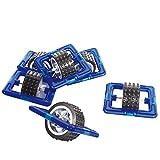 Unbekannt Magformers 273-07 - Rad im Quadrat, Spielzeug, 6-er Set