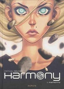 Harmony n° 1<br /> Memento