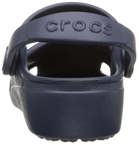 Crocs Crocs Karin Clog, Sabots - Mixte enfant Bleu (Navy)