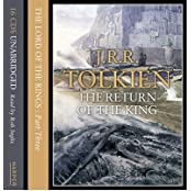 [(The Lord of the Rings: Return of the King Pt.3)] [ By (author) J. R. R. Tolkien, Read by Rob Inglis ] [October, 2002]