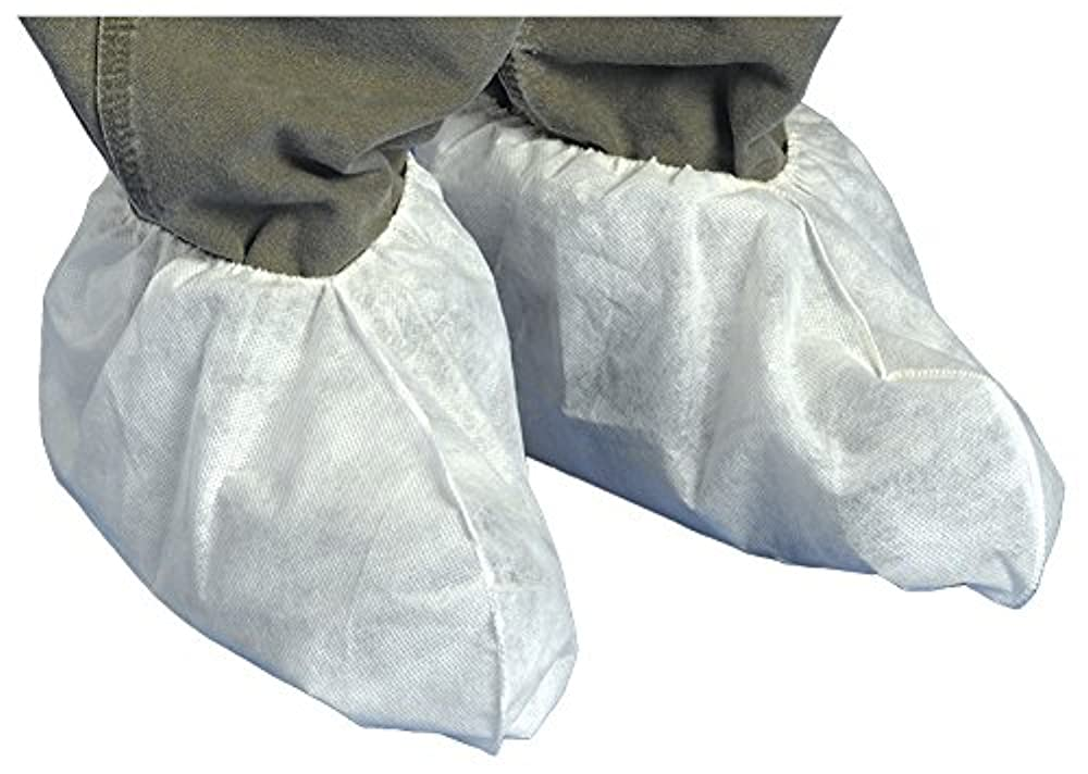 SHOE COVERS - 3 PAIR BAGGED