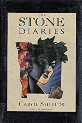 The Stone Diaries (G K Hall Large Print Book Series) by Carol Shields (1995-09-06)