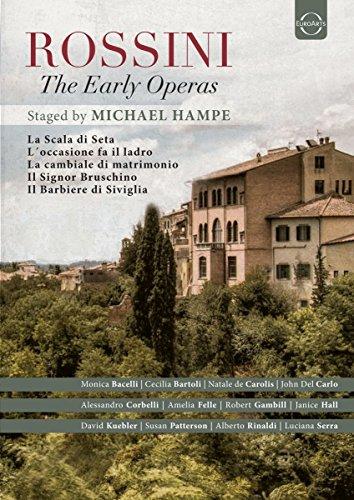 Rossini: Die frühen Opern (Schlossfestspiele Schwetzingen) [5 DVDs]