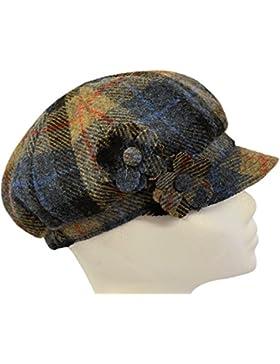 Harris Tweed -  Basco scozzese  - Donna