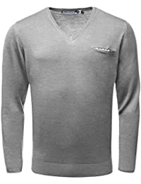 BOOM BAP WEAR - Pull - Homme gris Gris anthracite