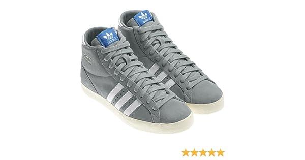 9f32962bdc4 Adidas BASKET PROFI-44 2 3 G95477-44 2 3 Gris  Amazon.fr  Chaussures et Sacs