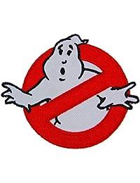 Ghostbusters patch Logo badge Halloween Costume Idea 80s fancy dress