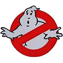 Ghostbusters Logo Patch Badge Idée Halloween Costume Déguisement années 80