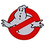 Ghostbusters Logo Patch Badge Idée Halloween Costume Déguisement années 80