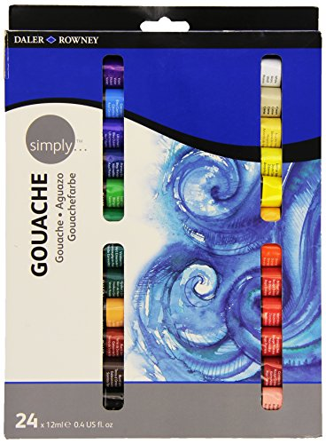 daler-rowney-126600924-kit-de-loisirs-creatifs-ensemble-gouache-simply-24x12-ml