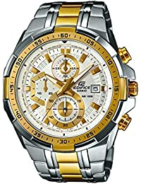 Casio Edifice Chronograph Multi-Colour Dial Men's Watch - EFR-539SG-7AVUDF (EX189)