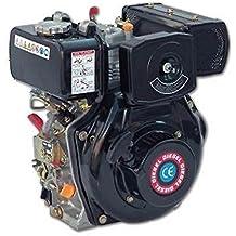 Hailin 9.6 HP individual cilindro refrigerado por aire motor diésel