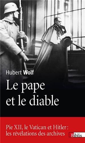 Le Pape et le diable par Hubert Wolf