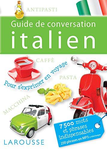 Guide de conversation Italien par Collectif