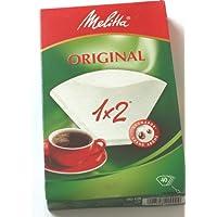 Melitta 6653095Sacs filtrants 1x 2/40