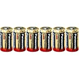 Panasonic Cr2 Ultra Lithium Photo Battery 3V DL-CR2 6 Pack