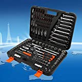 Professional and Durable 138 PCS 1/4