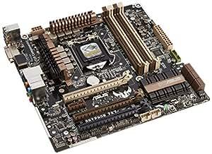 Asus Gryphon Z87 Motherboard (Socket 1150, 4x DDR3, uATX, 2x PCI Express 3.0/2.0, 6x SATA 6.0 Gb/s, USB 3.0, Intel Z87 Express Chipset, Haswell, TUF Thermal Radar 2, DIGI+ Power Control)