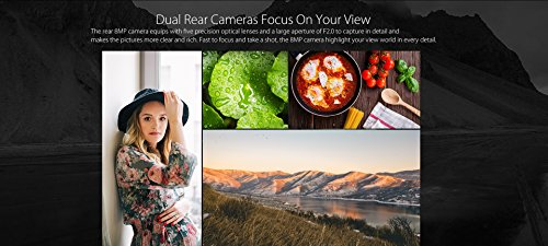 Blackview S6 - 5 7 pulgadas HD    pantalla completa 18  9  Smartphone Android 7 0 4G  bater  a 4180mah  c  maras triples  Quad core 1 3GHz 2GB   16GB