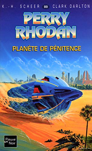 Planète de pénitence - Perry Rhodan