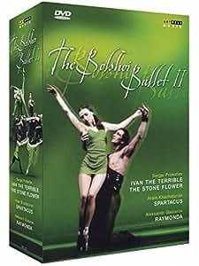 The Bolshoi Ballet 2 - Box [4 DVDs]