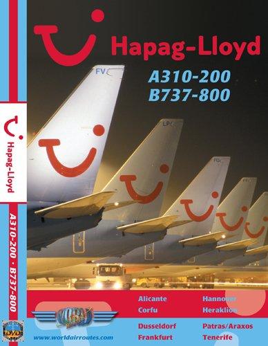 Preisvergleich Produktbild Hapag Lloyd Airbus A310 & Boeing 737-800