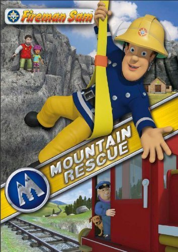 Fireman Sam - Mountain Rescue [DVD] [UK Import]