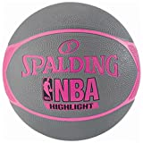 Spalding Nba Highlight 4her Basketball Ball