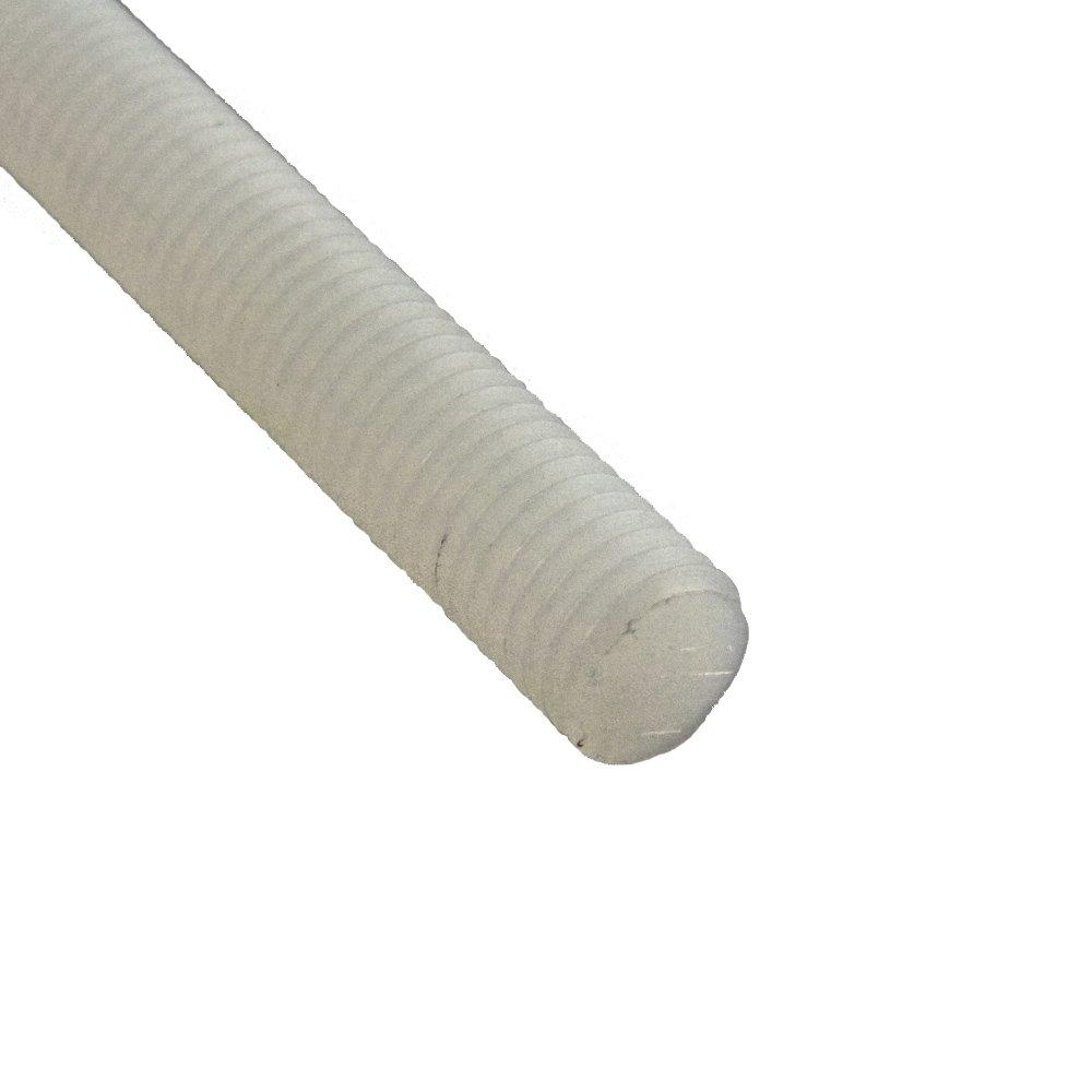 Gewindestange DIN 976-1 Kunststoff Polyamid PA Form A 1000 mm lang ...