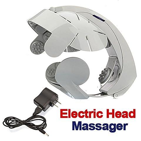 Masseur de Tête électrique LuckyFine Scalp Massage Relax Points d'acupuncture