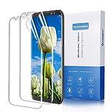 Pellicola Galaxy S9 S8, [2 Pezzi] Arbalest [MagicPro] Trasparente Pellicola in TPU Non di Vetro Temperato Full Coverage [Senza Bolla Errore Proof] Compatibile con Custodia Pellicola Protettiva per Samsung S8/S9