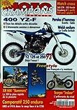 MOTO CRAMPONS MAGAZINE [No 149] du 01/08/1997 - MATCH CROSS 360 KTM - 500 HONDA -...