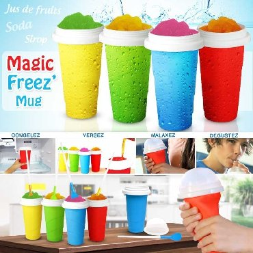 ChillFactor Magic Freez 'Mug magique–MUG pour