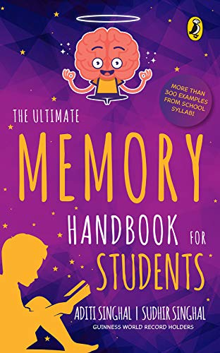 The Ultimate Memory Handbook for Students (English Edition)