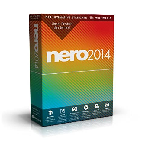 Nero 2014 (Windows 7 Home Premium Kaufen 64 Bit)