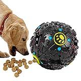 SXJXB Pelota para Perros,Alimentador de Comida para Perros,Bola de...