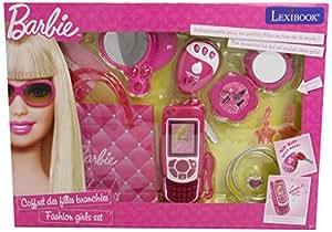 Lexibook Barbie Fashion Set