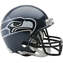 Riddell NFL Seattle Seahawks Replica Mini casco de fútbol