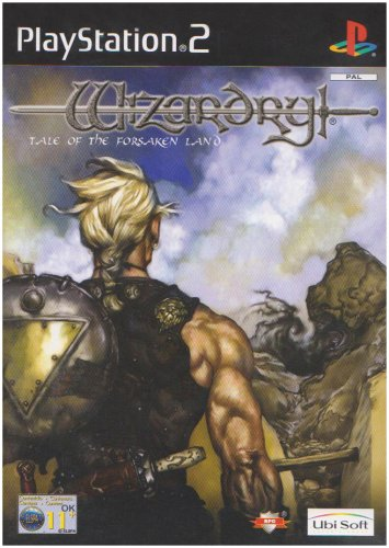 Wizardry: Tales of the Forsaken Land UK IMPORT