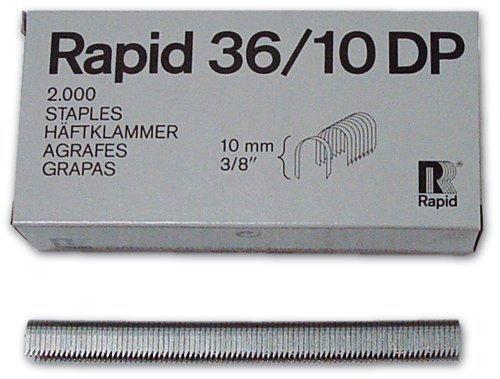 Puntos fissatrice Sr 36/14para fissatrice modelos Rapid 36conf. 5000