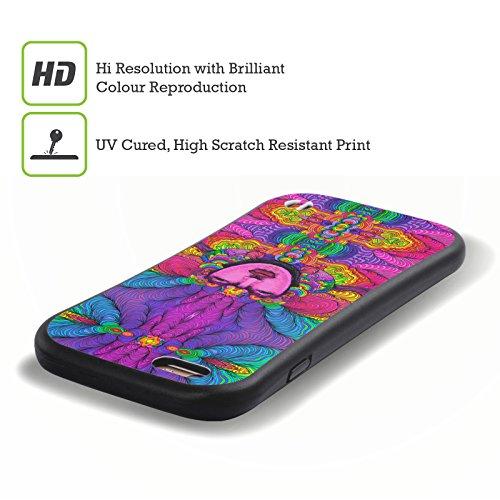 Ufficiale Howie Green Fiori Acqua Pattern Case Ibrida per Apple iPhone 7 / iPhone 8 Venere 316 A