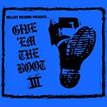 Give 'em The Boot Vol.3 [Import anglais]
