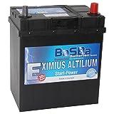Orbis 12V 40Ah 54026 StartPower KFZ Batterie Starterbatterie - einsatzbereit