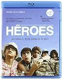 Héroes (Blu-Ray Dvd) kostenlos online stream