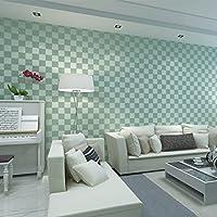 BBSLT Moderno minimalista accorsi Plaid plaid tessuto non wallpaper soggiorno camera da letto pareti sala da pranzo sfondo , 2 - Stati Uniti Schiuma Mappa